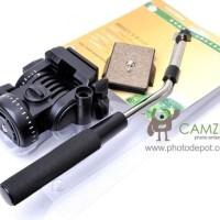 Yunteng YT-950 Professional Fluid Drag Video Head TERMURAH