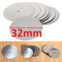 Mata Gergaji Mini Grinder 32mm Thin Circular Saw Dremel Cutting Disc