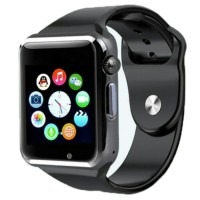SMARTWATCH A1/GT08 FULLBLACK LIKE APPLE WATCH SIM CARD