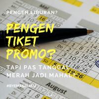 Tiket Pesawat Jakarta Malang