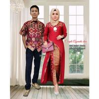 Kemeja Batik Pria Ayunda (Cowok) Bahan Halus - Acara Resmi - Gaul