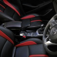 Armrest Universal Mobil All New Mazda 2 Skyactive