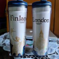 Pre Order Tumbler Starbucks London, Amsterdam, Paris, Manchester