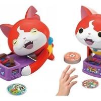 Mainan Anak - Bad Cat Bigly Jibanyan Family Game Kado Kucing Flake Out
