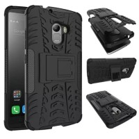 Lenovo P1 Turbo Heavy Duty Defender Armor Kick Stand