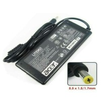 ACER Charger ori Laptop original komputer cas casan travel batok