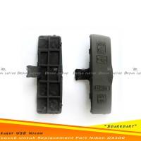 Sparepart Rubber Karet USB Mic Jack Audio HDMI Body Nikon D3100