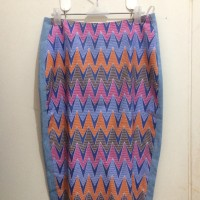 Bateeq tribal batik rangrang pencil skirt