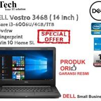 DELL Vostro 3468 ( 14 Inch ) Core i3-6006 Win10SL