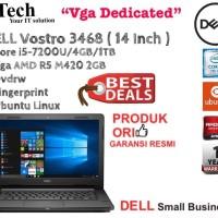 Dell Vostro 3468 ( 14 Inch ) Core i5-7200 VGA DOS