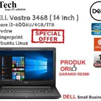 DELL Vostro 3468 ( 14 Inch ) Core i3-6006U Linux