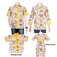 Sarimbit Batik | Batik Couple Keluarga Mega Mendung