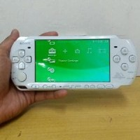 psp slim 3000 white limited edition Limited