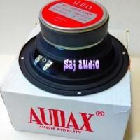 Speaker Woofer AUDAX  AX 6022 CW8 ...150 watts 8 ohm ...mkII Murah