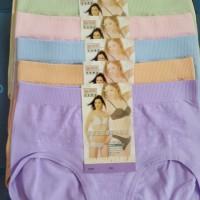 SALE  Import Made in Taiwan Celana Dalam Wanita Body Story All Size