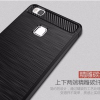 CARBON Huawei P8 Lite - P9 Lite spigen like full cover case casing hp