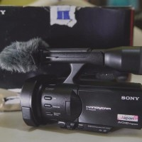 Jual BEST PRODUCT Camcorder Professional Sony NEX VG900 Body Only Mulus Murah