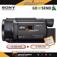 BEST PRODUCT SONY FDR AXP55 4K HANDYCAM WITH BUILT IN PROJECTOR