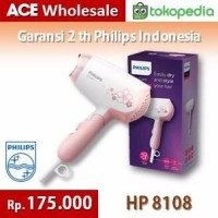 BEST PRODUCT Philips Hair Dryer HP 8108 philip drayer HP8108 PINK