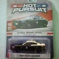 Greenlight Hot Pursuit Florida Highway Patrol 2015 Dodge Charger