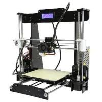 ANET A8 3D Printer Prusa I3 DIY DESKTOP PRINTER khusus Berkualitas