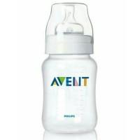 Botol susu dot bayi Philips Avent classic pp bottle 260 ml Berkualitas