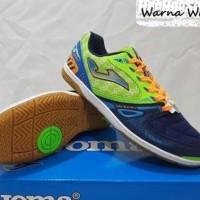 Sepatu Futsal ORIGINAL JOMA Salamax Biru Hijau JFI-01 (NEW)