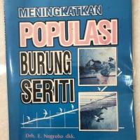 Buku tentang budidaya seriti