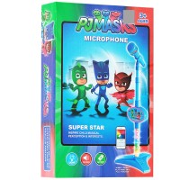 Mainan MIcrophone PJ MASK