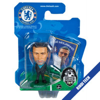 Jose Mourinho Action Figure Chelsea FC Licensed Import