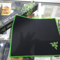 Mouse Pad RAZER Gaming Jahit tepi/alas tatakan mouse