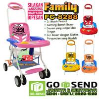 Family Baby Chair Stroller CS 8288 Meja Makan Khusus Gokilat