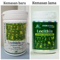 LECITHIN / LECHITIN GREEN WORLD ORIGINAL ( OBAT BATU EMPEDU )