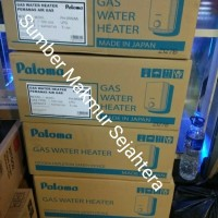 Water Heater Gas Paloma PH-5RX (New)