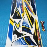 Striping Mio J-Mio GT Thailook Th 2011-2015 -Kode 006
