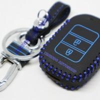 Cover Key Sarung Kunci Kulit Honda BRV B-RV / New Mobilio / New Brio
