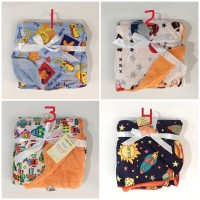 Promo Murah Selimut Bayi Carter's Double Fleece Import
