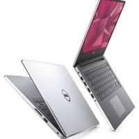 DELL Laptop Notebook Inspiron 14-7460 i5-7200U 500GB+128GB W10 FHD