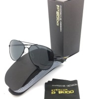 Kacamata Fashion Pria - Wanita P0RSCHE 8515 POLARIZ Murah Gaya #4