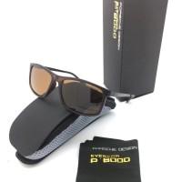 Kacamata Fashion Pria - Wanita P0RSCHE 8256 POLARIZ Murah Gaya #4