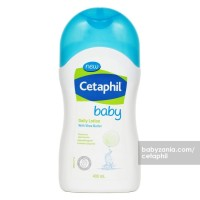 Cetaphil Baby Daily Lotion with Shea Butter 400 ml T2909