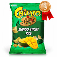 Chitato rasa mangga / chitato mango sticky rice