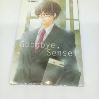 Komik serial cantik m&c Goodbye sensei Yasuko