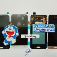 LCD TOUCHSCREEN SAMSUNG GALAXY J3 2016 J320 ORIGINAL 100 PERSEN