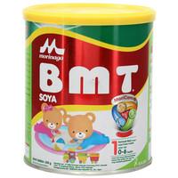 Morinaga BMT Soya 300 gram/Susu Formula Bayi Alergi Protein Susu Sapi