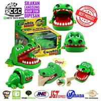 Premium Mainan Buaya Gigit Crocodile Dentist Game Edukasi Anak Promo M