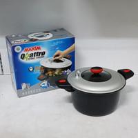 Panci Presto Maxim Quatro Speed Cooker 4 in 1