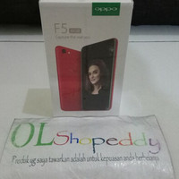 Hp Oppo F5 Plus New 20MP Selfie Camera Garansi Resmi RAM 6GB+ROM 64GB