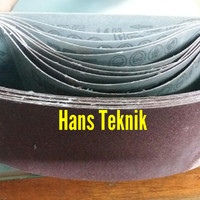 Kertas Amplas 4 x 24 Belt Sander Maktec MT941 Makita 9404 9920 Promo