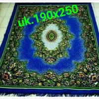 Karpet jaguar Ukuran 190 x 250 - Karpet Lantai - Alas Lantai - Tikar